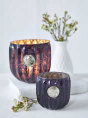 Antique Aubergine Tealights