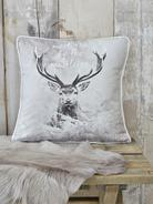 Nordic Deer Cushion - Meet You