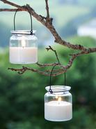 Hanging Memory Candle