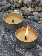 Outdoor Candle Tins - M