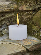 Rustic Outdoor Candle