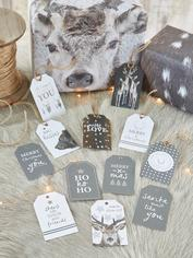 Nordic Gift Tags