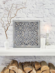 Carved Wall Panel  - Design 2 GM