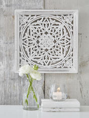 Carved Wall Panel - Design E