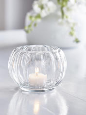 Glass Tealight Vase