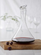 Bubble Glass Decanter