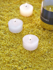Summer Yellow Candle Gravel